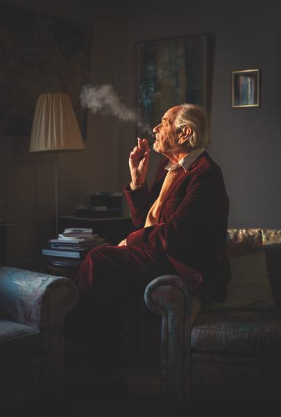 Lennart Hellsing debuterade 1945. Hans författargärning sträcker sig över sjuttio år.