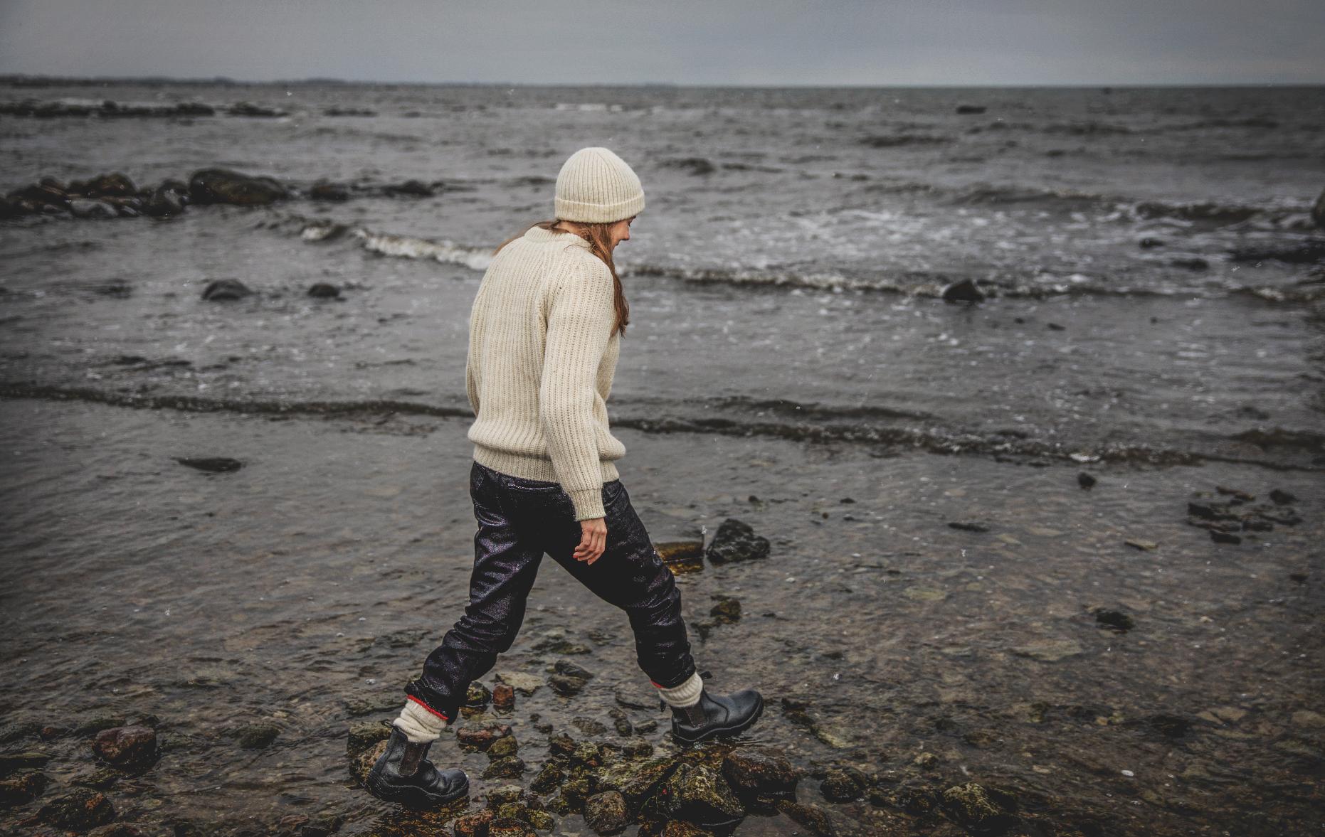 Tove Folkesson på Öland