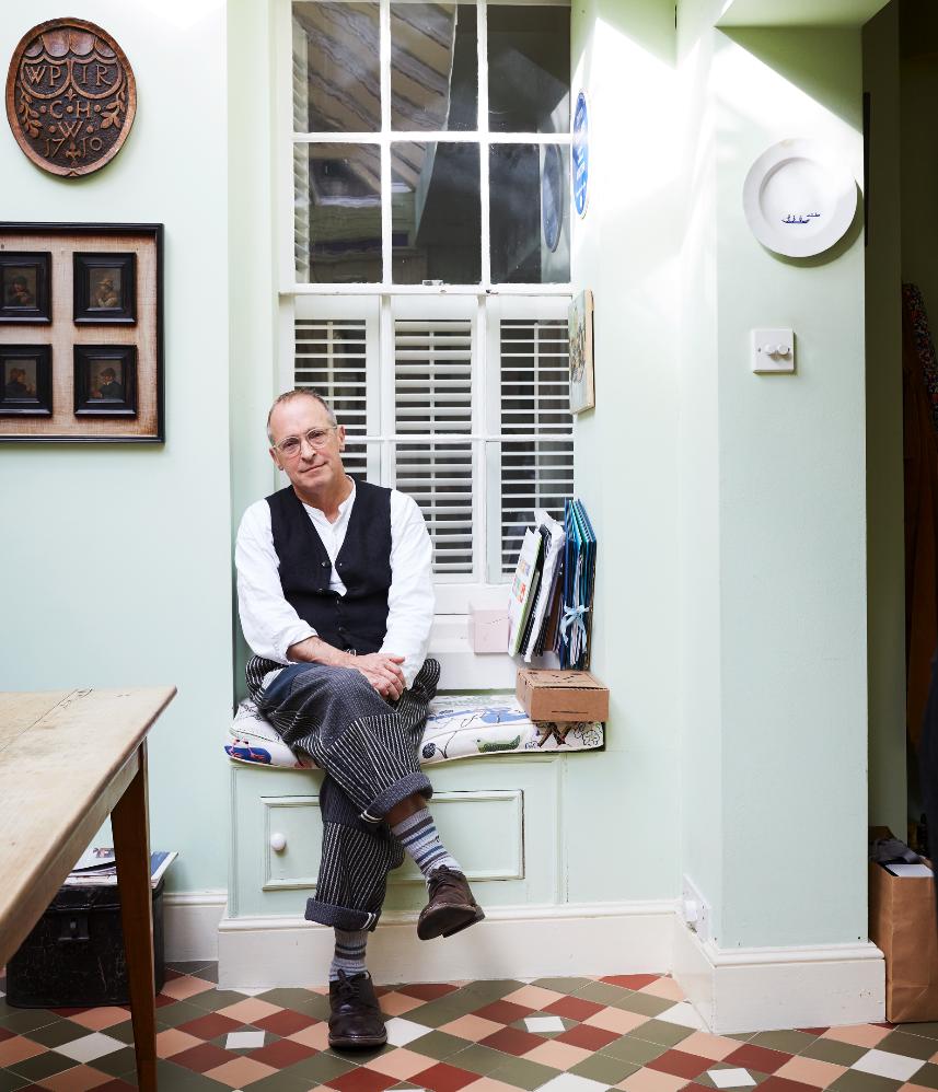 Ika Johannesson möter David Sedaris