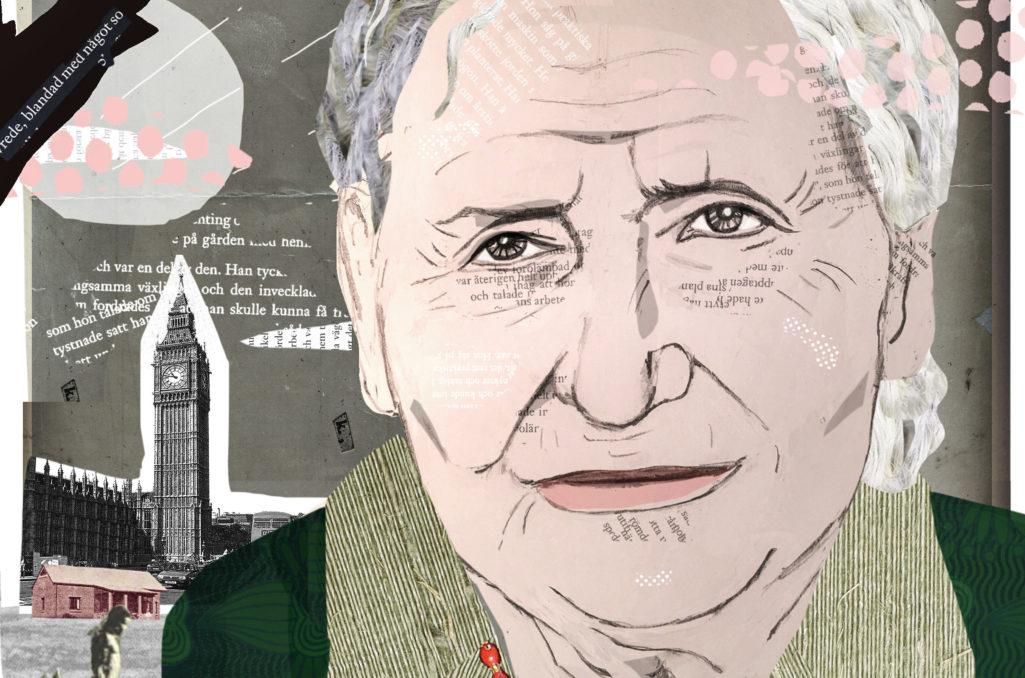 Doris Lessings debutroman Gräset sjunger blev en bästsäljare över hela världen