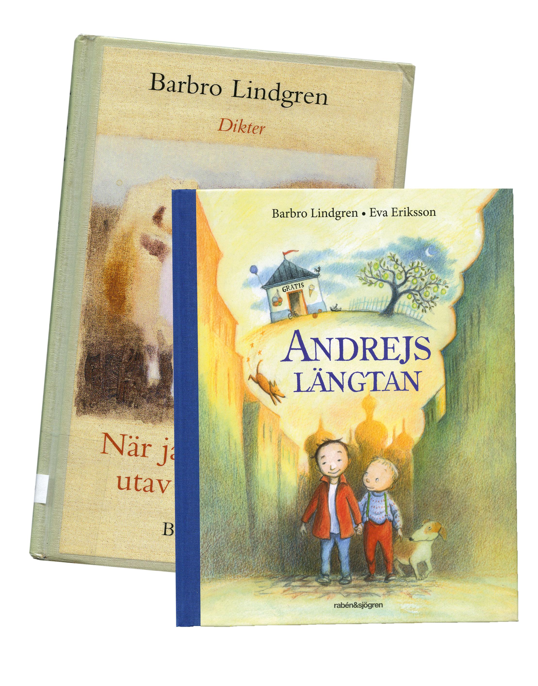 Barbro Lindgrens bästa böcker.