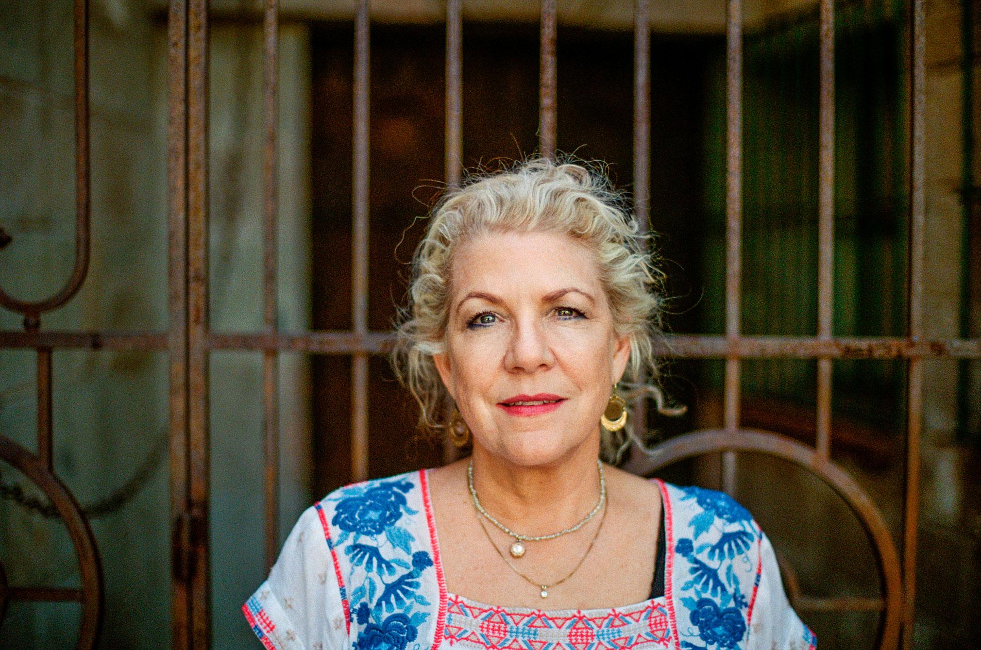 Jennifer Clement har lekt i Frida Kahlos hem, sett Roberto Bolaño full alltför många gånger och ätit middag med Octavio Paz.