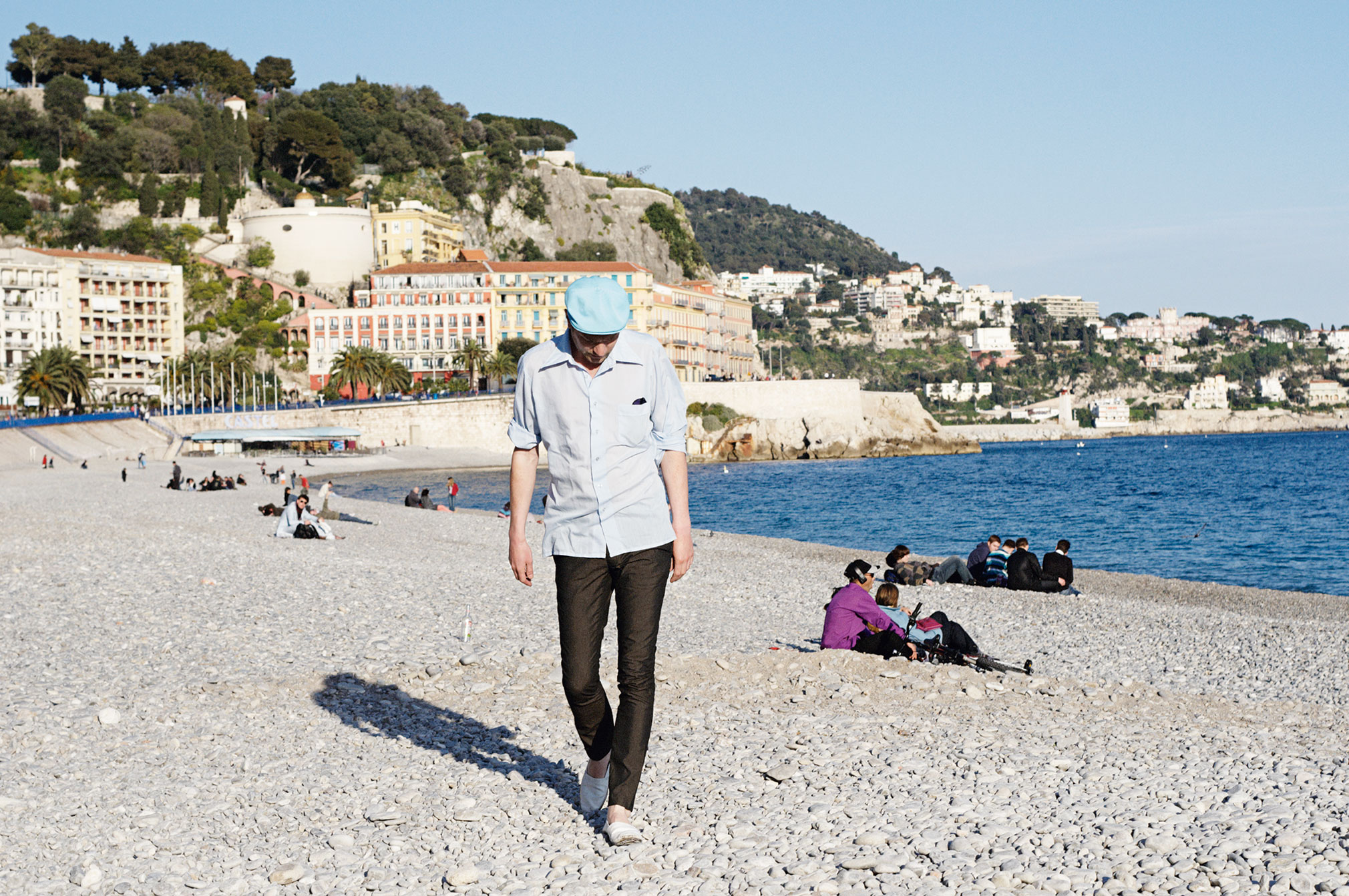 Per Hagman, 2010 i Nice, Frankrike