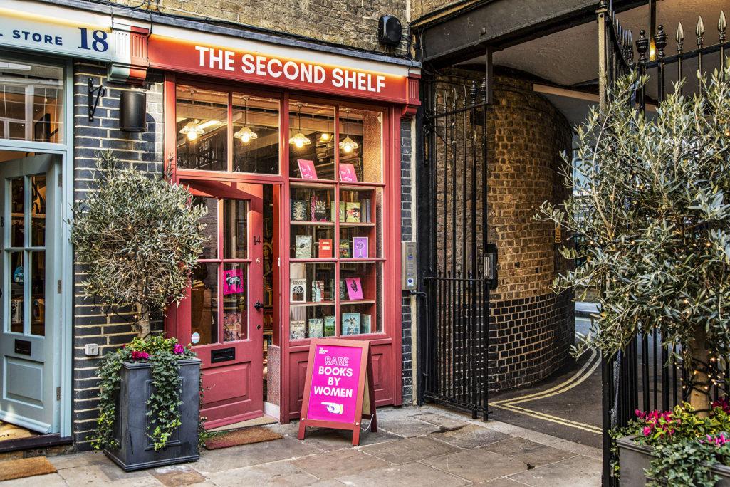 theseconshelf-women-literature-london-kvinnliga-forfattare