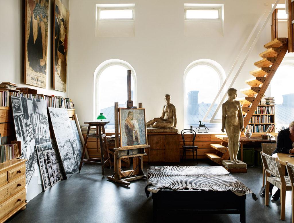 Tove Janssons bostad och ateljé