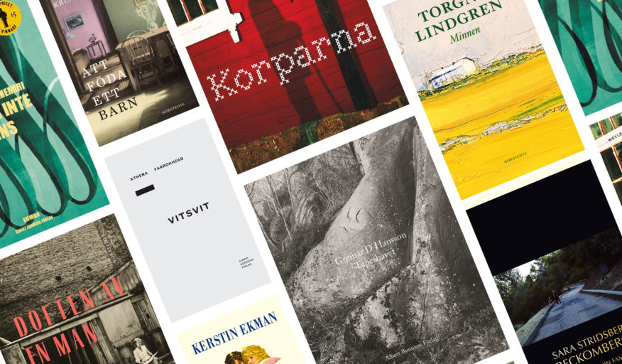 Decenniets bästa svenska böcker