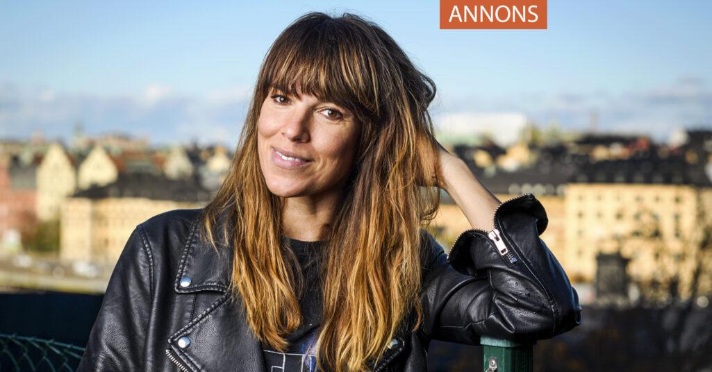 Annika Leone författare till Bara rumpor-böckerna