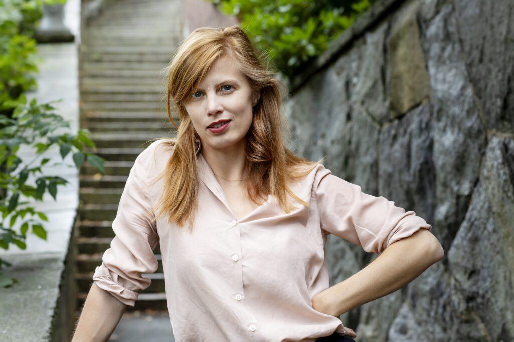 Lydia Sandgren. (Foto: Emelie Asplund)