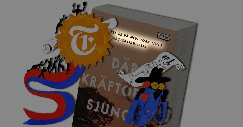 En granskning av New york times bestseller-listan
