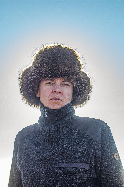 Eva-Stina Byggmästar.