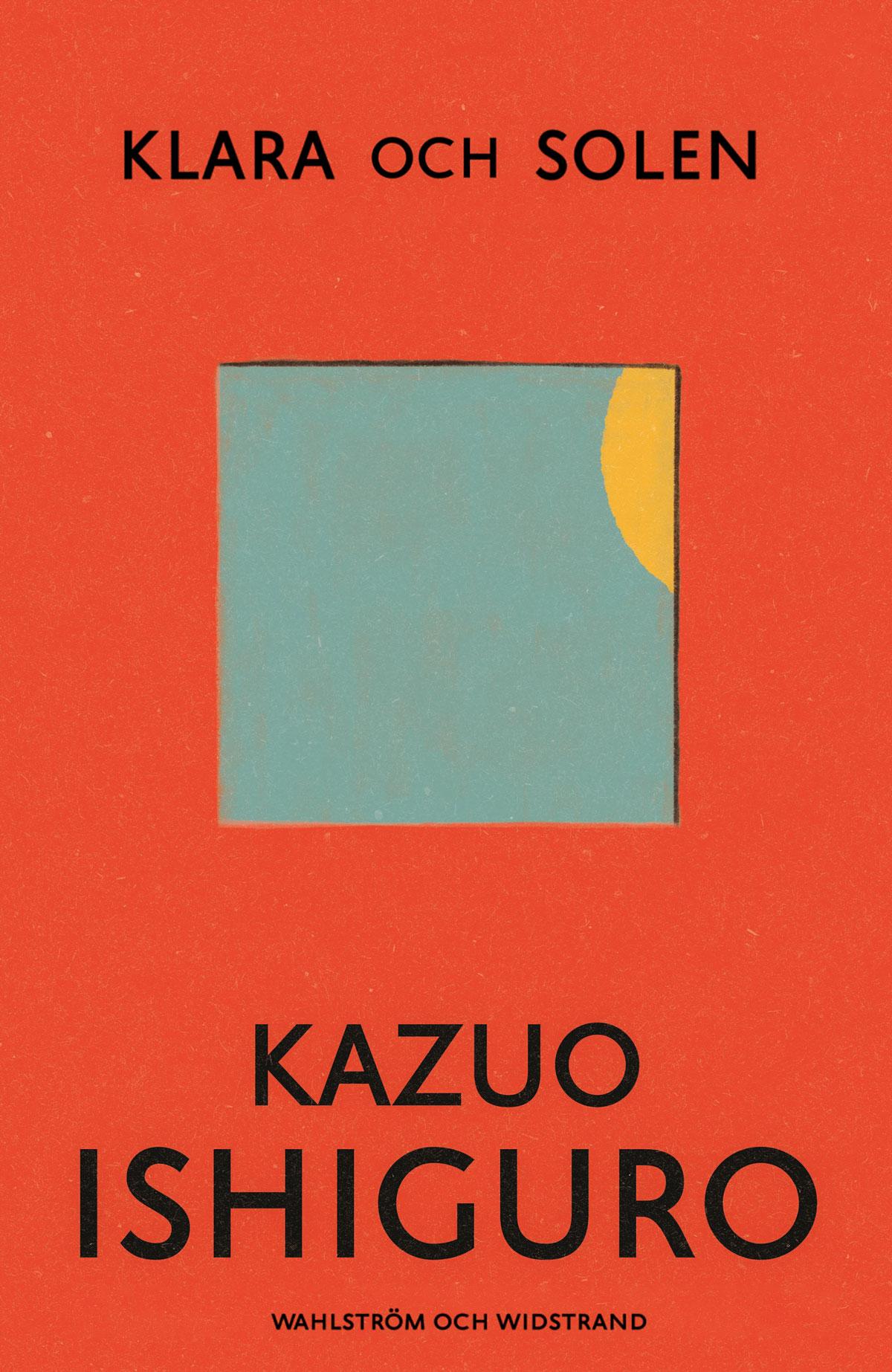 Kazuo Ishiguro Klara och solen
