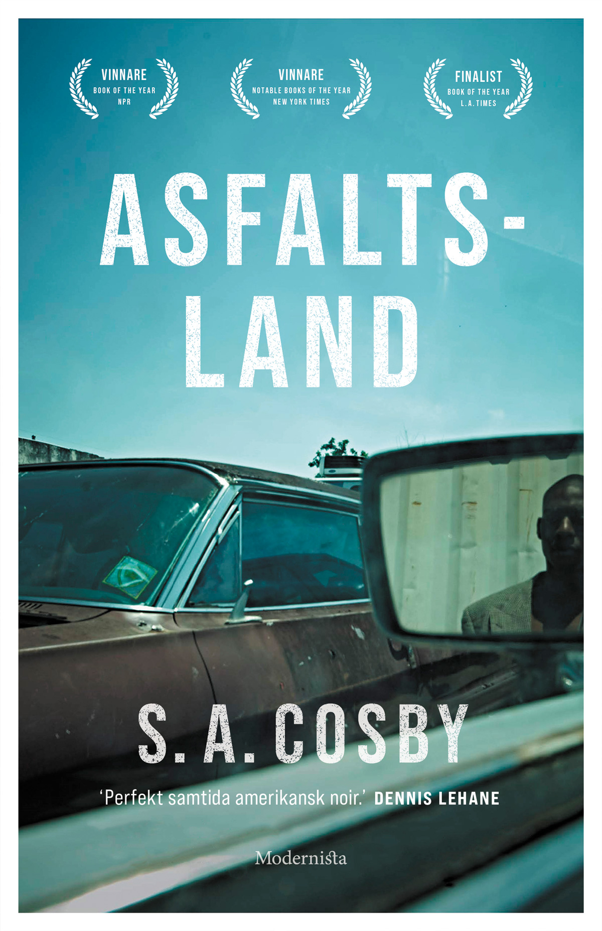 Asfaltsland av S. A. Cosby